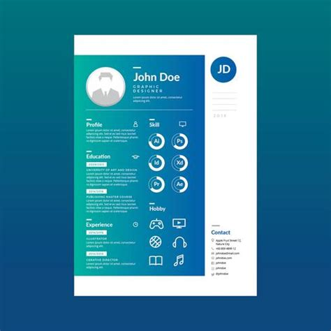 Download resume templates microsoft office